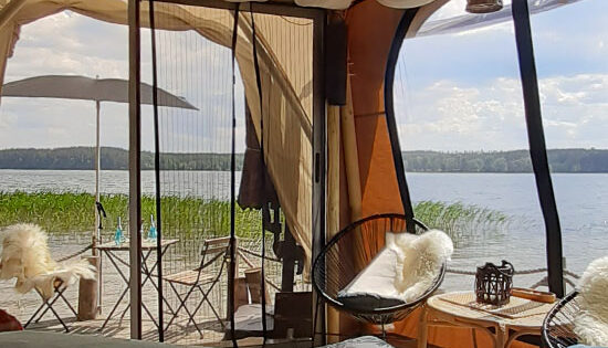 Glamping Lithuania