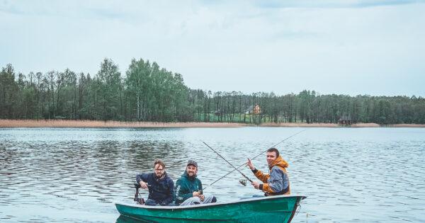 Asalnų stovyklavietė. Valčių nuoma