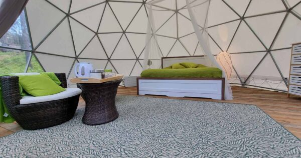 Glamping Dome Relax